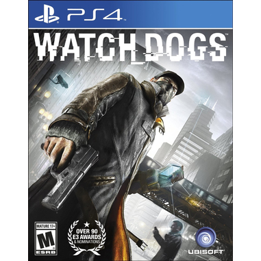 Ubisoft Watch Dogs, PS4
