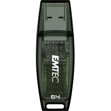 Emtec C410 64GB 64GB USB 3.0 (3.1 Gen 1) Tipo-A Nero unità flash USB