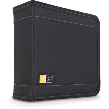 Case Logic CDW-32 Black Custodia a borsellino 32 dischi Nero