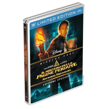 Il mistero delle pagine perdute (Blu-ray + DVD)