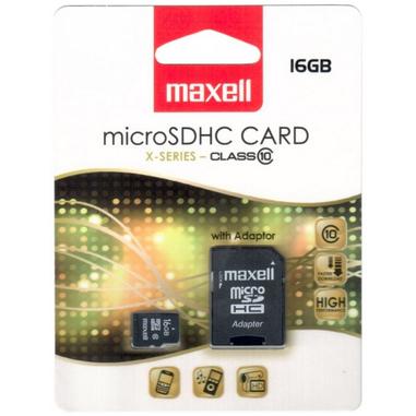 Maxell TMSD070 memoria flash 16 GB MicroSDHC Classe 10