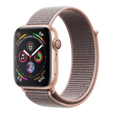 Apple Watch Series 4 smartwatch 44mm Oro OLED GPS (satellitare)