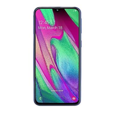 "TIM Samsung Galaxy A40 15 cm (5.9"") 4 GB 64 GB Blu 3100 mAh"