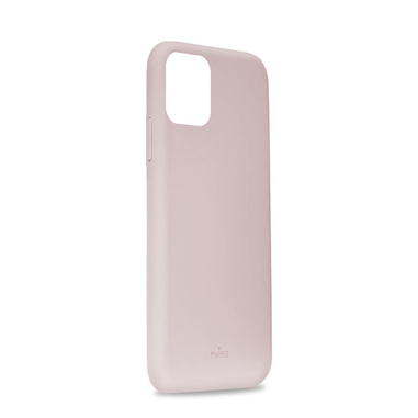 "PURO IPCX6119ICONROSE custodia per iPhone 11 15,5 cm (6.1"") Cover Rosa"