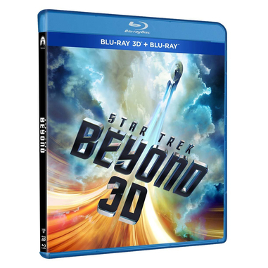 Universal Pictures Star Trek Beyond Blu-ray 3D