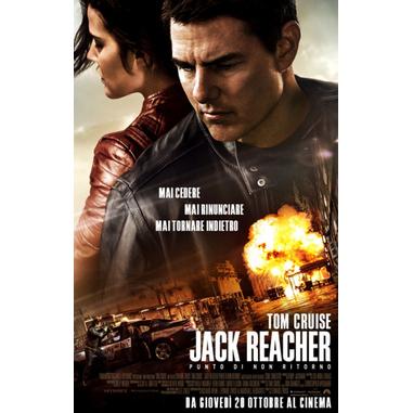 Jack Reacher: Punto di non Ritorno DVD