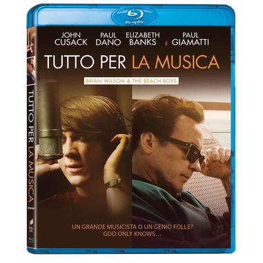 Tutto per La Musica - Brian Wilson & the Beach Boys (Blu-ray)