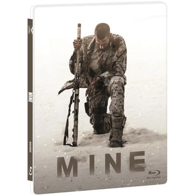 Mine Blu-ray 2D ITA Edizione Steelbook (Blu-ray)