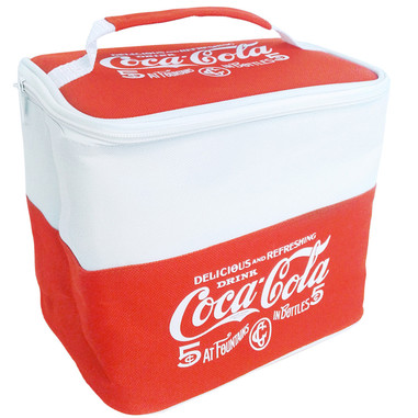 HKTDC Borsa termica Lunch Bag Coca Cola