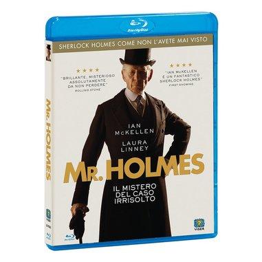 Mr. Holmes: il mistero del caso irrisolto (Blu-ray)