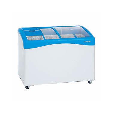 Liebherr GTI 3703 Libera installazione A pozzo Blu, Bianco 285 L