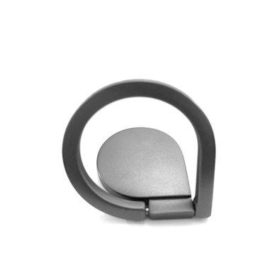Aiino AIRING-SL Anello Universale di Supporto per Smartphone, Nero