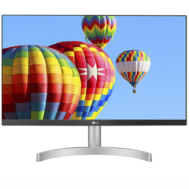 "LG 24ML600S-W LED display 61 cm (24"") 1920 x 1080 Pixel Full HD Bianco"