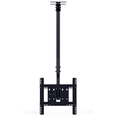"""Nilox MB5460 supporto a soffitto per tv a schermo piatto 116,8 cm (46"""") Nero"""
