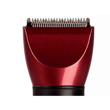 GA.MA GC614 Ricaricabile Nero, Rosso tagliacapelli