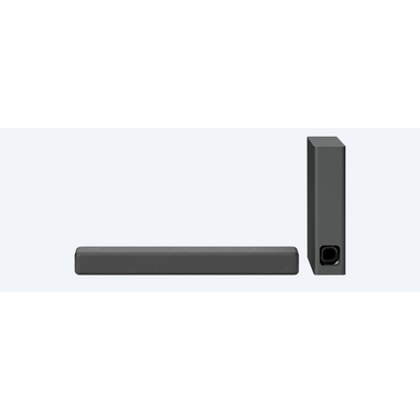 Sony HT-MT300 Con cavo e senza cavo 2.1channels Nero altoparlante soundbar