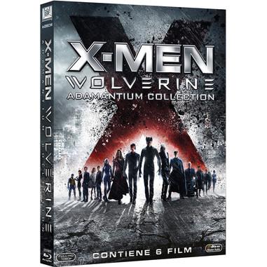 X-men Wolverine adamantium collection (Blu-ray)