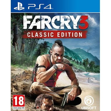 Far Cry 3 classic - Playstation 4