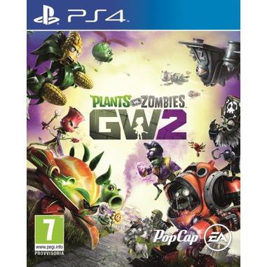 Plants vs. Zombies Garden Warfare 2, PS4