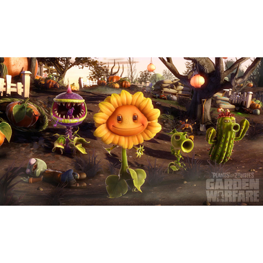 Electronic Arts Plants vs. Zombies Garden Warfare