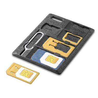 Cellular Line adattatore per SIM/flash memory card