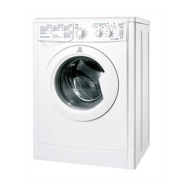Indesit IWC 61052 C ECO IT Libera installazione Carica frontale 6kg 1000Giri/min A++ Bianco lavatrice