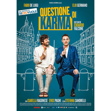 Questione di Karma, DVD DVD 2D ITA
