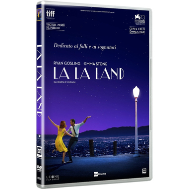 La La Land  (DVD CD)