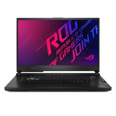 """ASUS ROG Strix G712LU-H7015T Computer portatile Nero 43,9 cm (17.3"""") 1920 x 1080 Pixel Intel® Core™ i7 di decima generazione 16 GB DDR4-SDRAM 512 GB SSD NVIDIA® GeForce® GTX 1660 Ti Wi-Fi 6 (802.11ax) Windows 10 Home"""