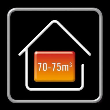 Imetec CHF2-100 termoconvettore