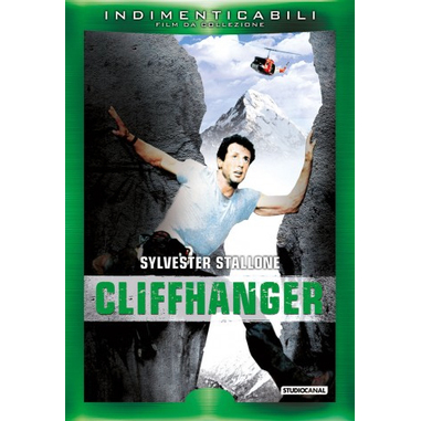 Cliffhanger - L'ultima sfida, DVD DVD 2D ITA