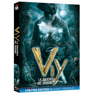 Viy - La Maschera Del Demonio 3D + booklet (Blu-ray)