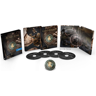 Il Trono di Spade: Stagione 6, Steelbook (Blu-ray)