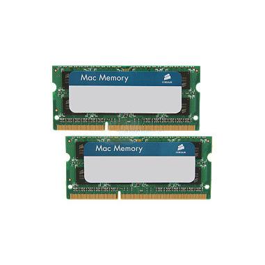 Corsair 8GB PC3-10600 8GB DDR3 1333MHz memoria