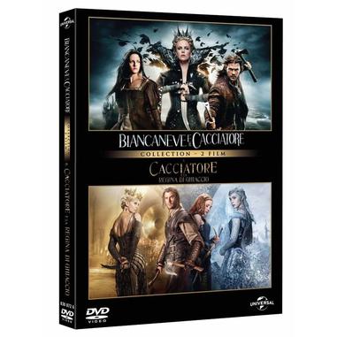 Biancaneve e Il Cacciatore, DVD