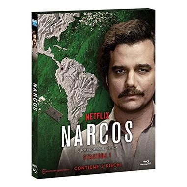 Narcos - Stagione 1 Blu-ray