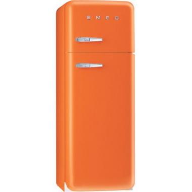 Smeg FAB30LO1 Anni \'50 Arancione Doppia porta | Frigoriferi in ...