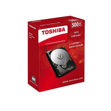 Toshiba internal HDD L200 500GB
