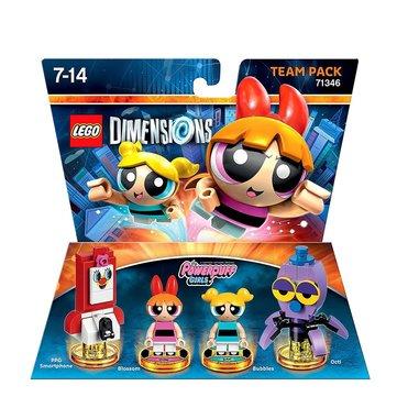 LEGO DIMENSIONS Team Pack Powerpuff Girls set per costruzioni