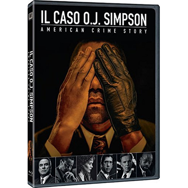 American Crime Story: People Vs O.J. Simpson DVD