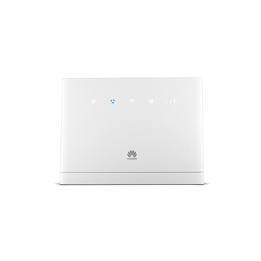 Huawei B315 router wireless 3G 4G Bianco