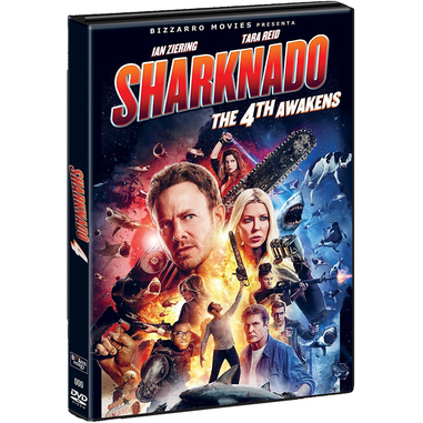 Sharknado 4 (DVD)