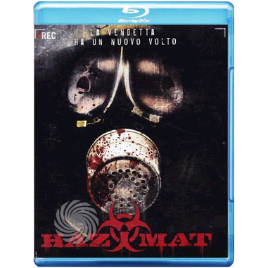 Hazmat, (Blu-ray) 2D ITA