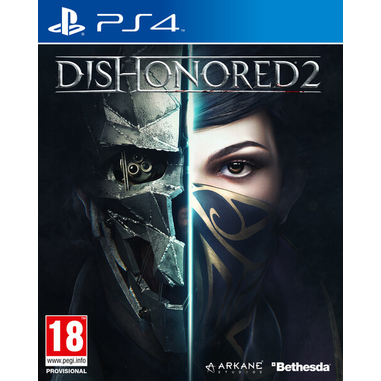 Dishonored 2, PS4