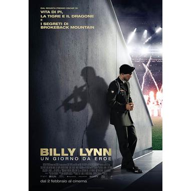 Billy Lynn: Un giorno da eroe (Blu-ray)