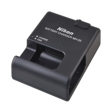 Nikon MH-25 Indoor battery charger Nero