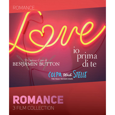 Romance Collection (Blu-ray)