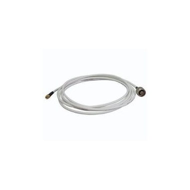 ZyXEL LMR-200 Antenna cable 3 m cavo coassiale Bianco