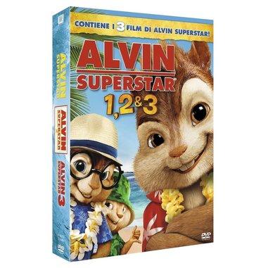 Alvin Superstar collection (DVD)