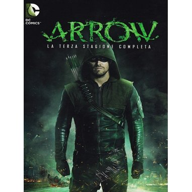 Arrow - stagione 3 (DVD)